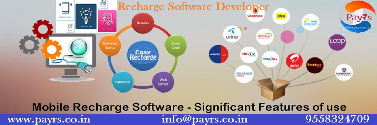 Admin Recharge Software